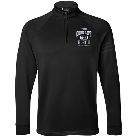 The Good Life Hustle | Adidas Half Zip Performance Training Top, Sweatshirts,