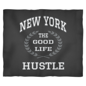 The Good Life New York Hustle Blanket - The Good Life Hustle Blankets
