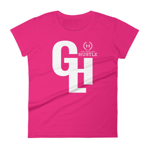 GLH The Good Life Hustle Cool Womens T Shirt