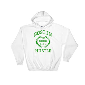Boston The Good Life Hustle Hooded Sweatshirt - The Good Life Hustle Hoodie  - 2