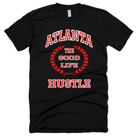 Atlanta The Good Life Hustle T-Shirt, ,