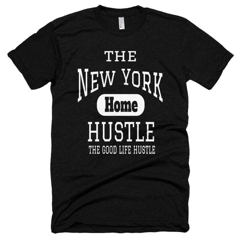 The New York Hustle Home T-Shirt - The Good Life Hustle