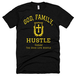 God Family Hustle T-Shirt, ,