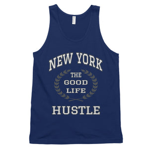 New York The Good Life Hustle Tank Top, ,