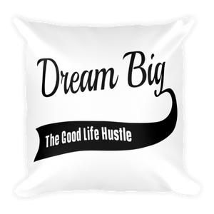 Dream Big Throw Pillow, Pillow,