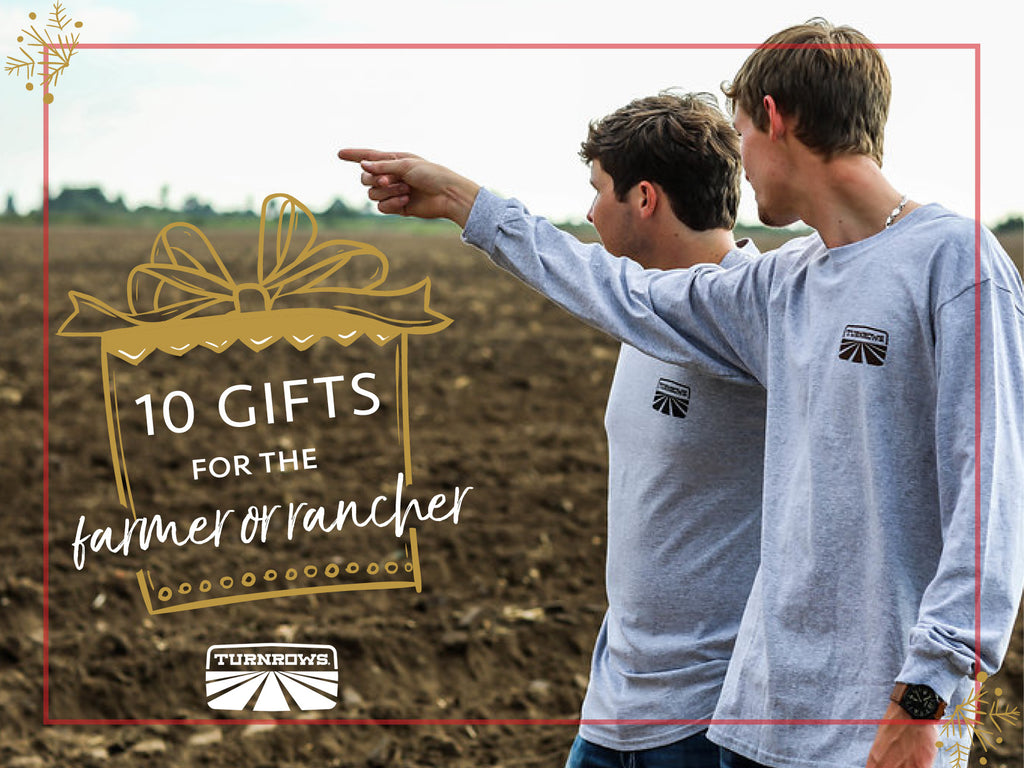 10 Gifts for the Farmer or Rancher