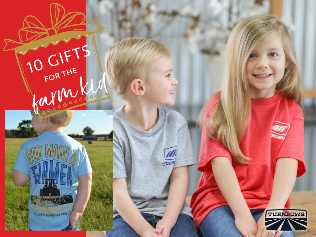 10 Gifts for the Farm Kid