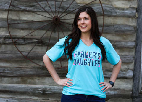 Farmer's Daughter t-shirt