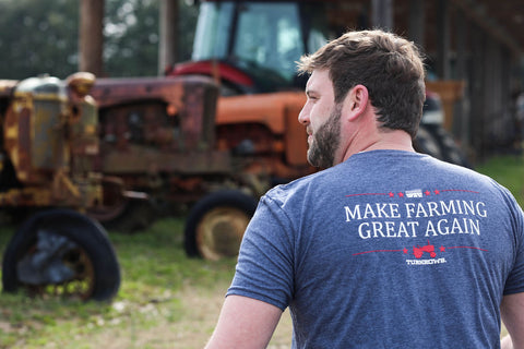 Make Farming Great Again t-shirt