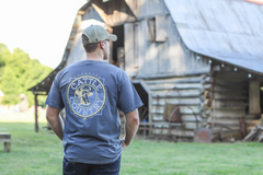 Cattle Country T-Shirt. Turnrows Apparel