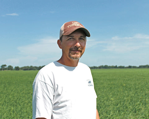 Arkansas Agriculture, Josh Cureton, rice and soybean farmer in Arkansas