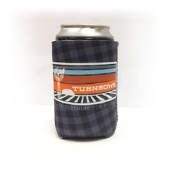 Farm sunset koozie turnrows apparel