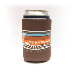 Farm sunset koozie