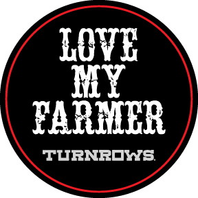 Love My Farmer Sticker