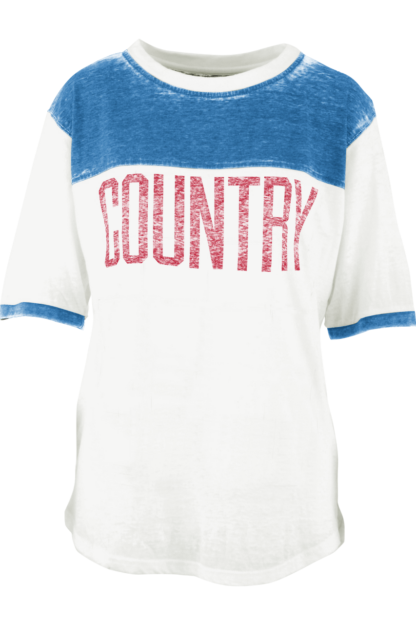 Country Women's TShirt Fashion Tees