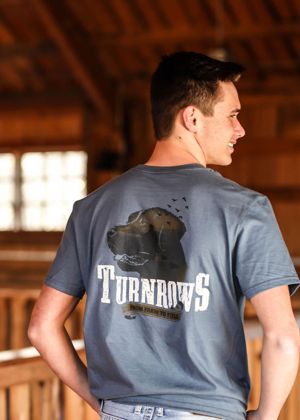 Hunting dog t-shirt