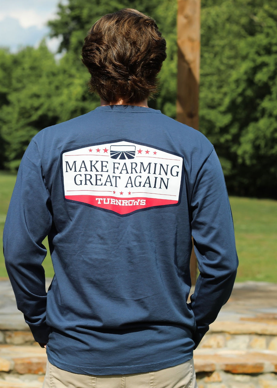 Make Farming Great Again L/S