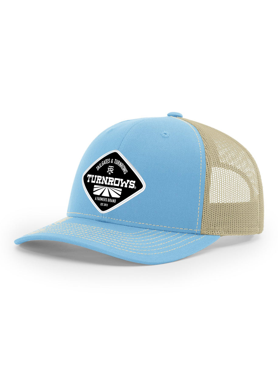 Tailgates and Turnrows Patch hat