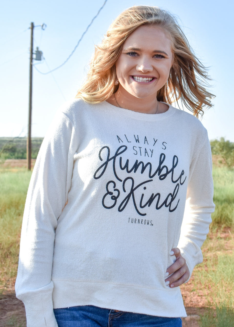 Humble & Kind Cuddle Knit