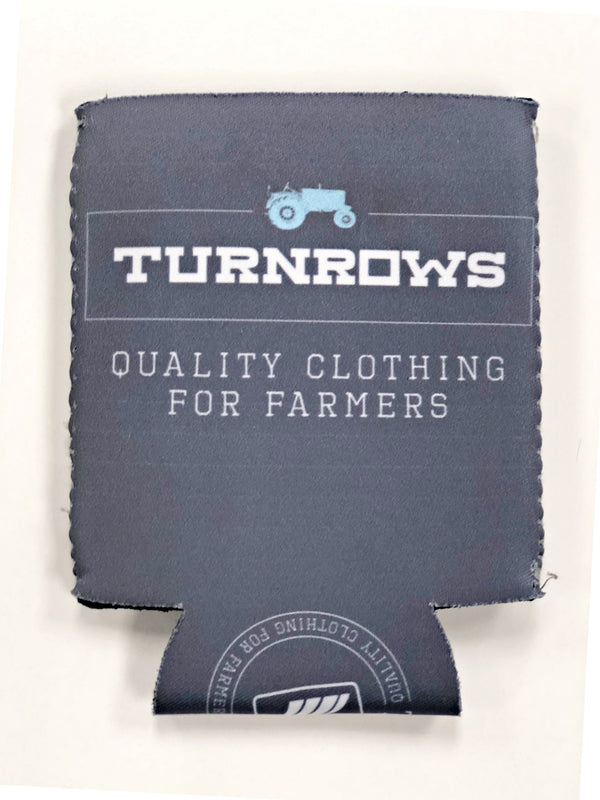 Turnrows Tractor Koozie