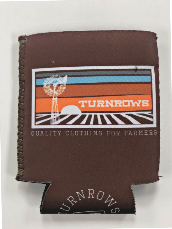 Windmill Sunset Koozie
