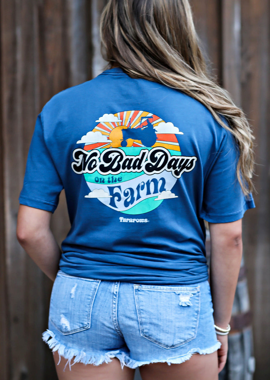 No Bad Days On The Farm Tee