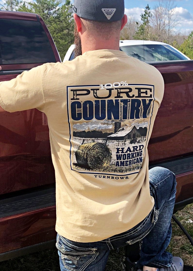 Pure Country Tee