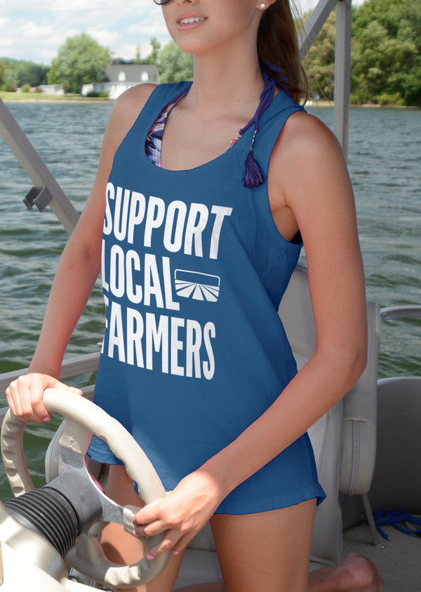Support Local Farmers Tank