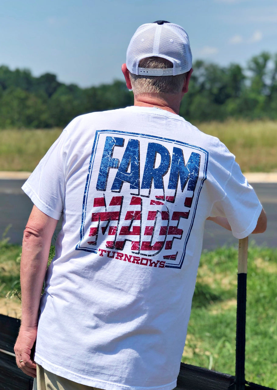 Farm Made Short Sleeve non pocketed Tee