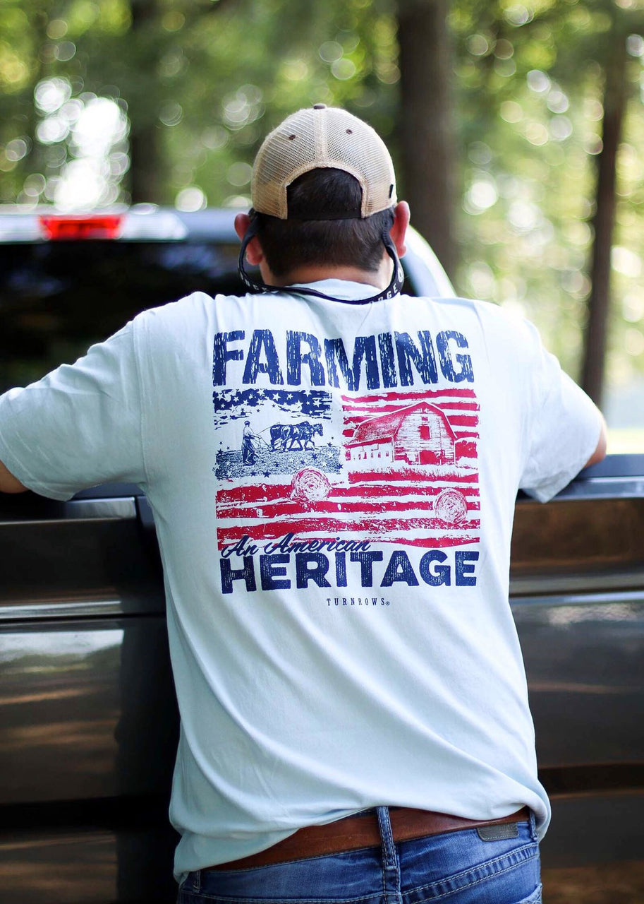 Farming Heritage Pocketed Tee