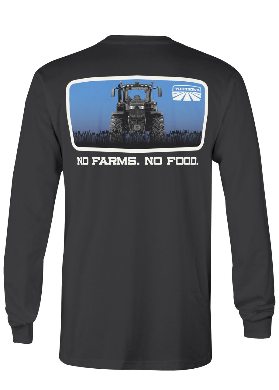 No Farms No Food L/S Tee