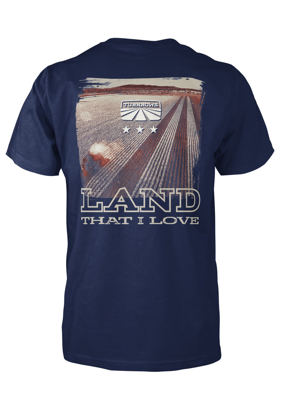 Land That I Love Pocketed Tee