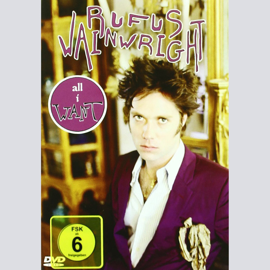 'All I Want' DVD