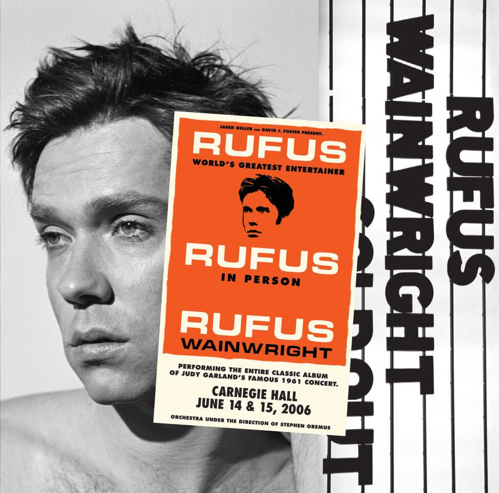 'Rufus Does Judy At Carnegie Hall (Live)'