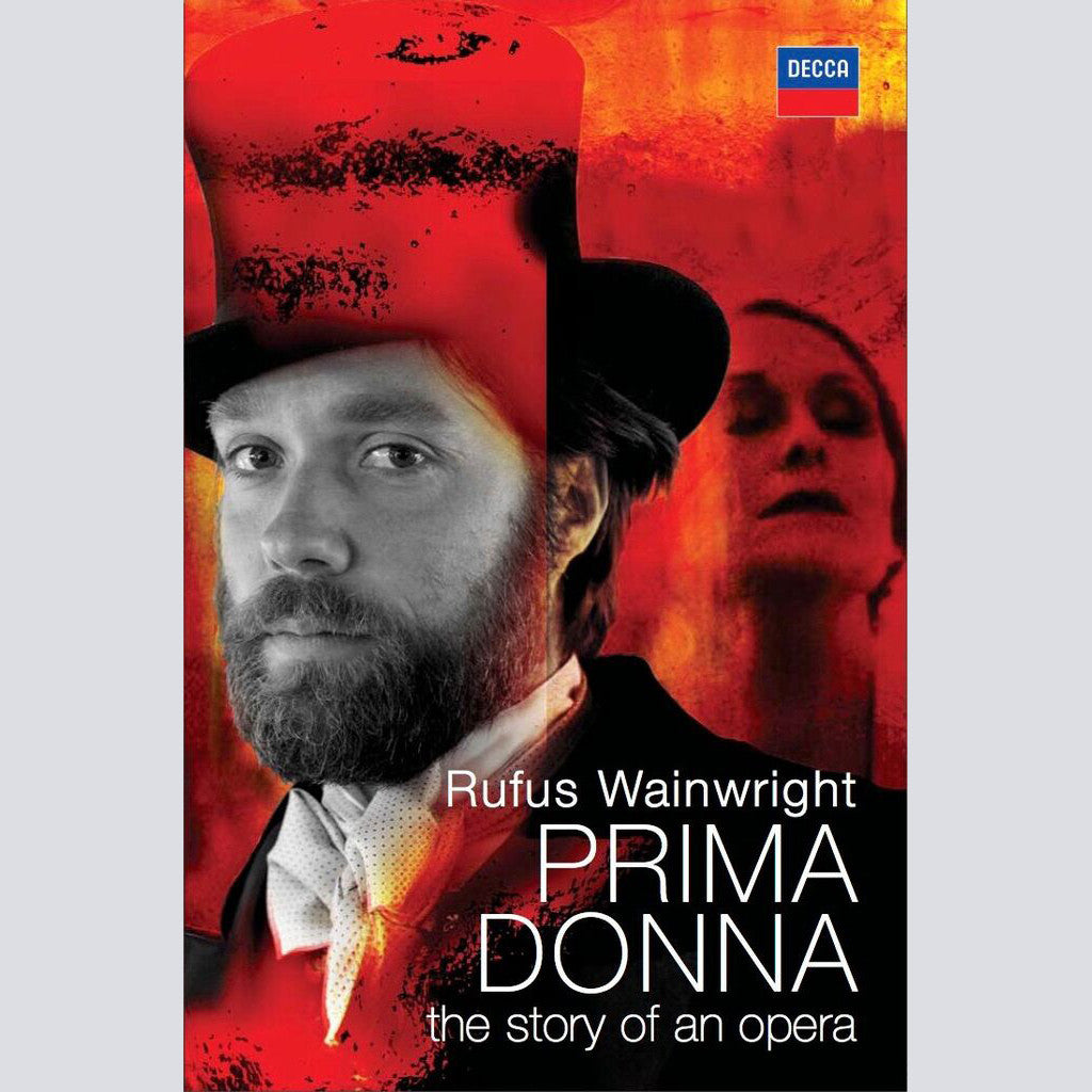 'Prima Donna: The Story of an Opera' Autographed DVD