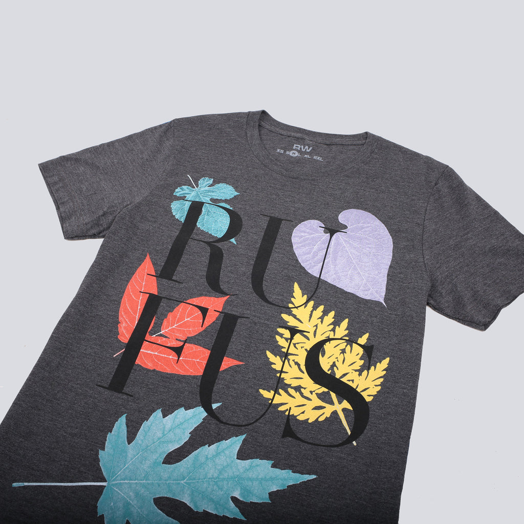 'Big Leaves' T-Shirt