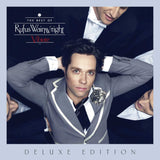 Rufus Wainwright 'Vibrate: The Best of Rufus Wainwright' Deluxe Edition - Cover