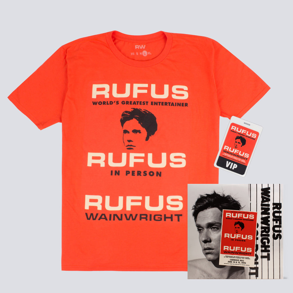 REMASTERED 'Rufus Does Judy' 3X Vinyl LP BUNDLE