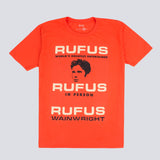'Rufus Does Judy' Concert T-Shirt