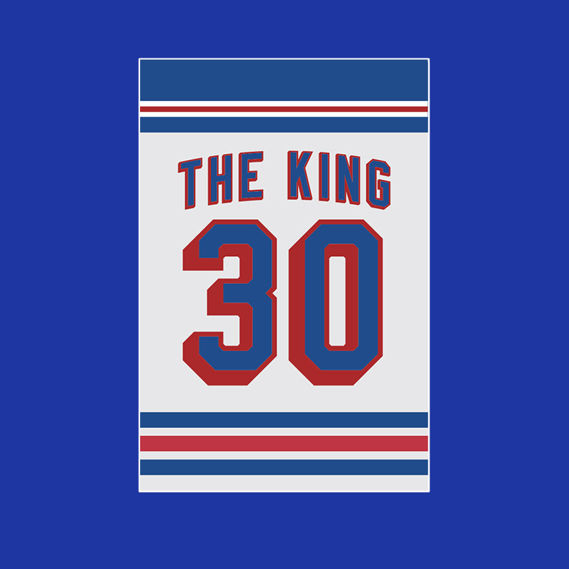 The King Banner | Adult Tee