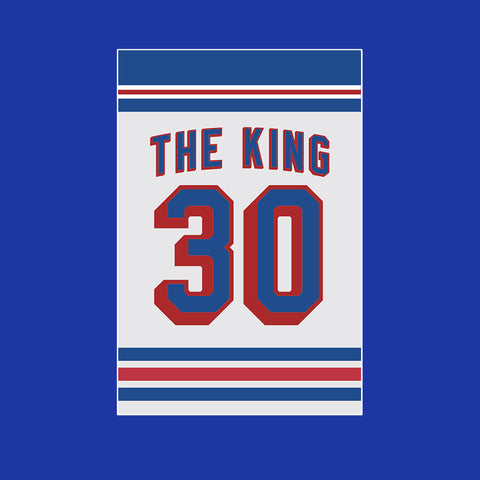The King Banner | Hoodie