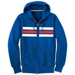 '94 Heavyweight Zip-Up Hoodie | Road Blue