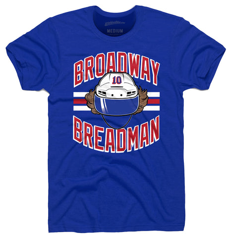 Broadway Breadman | Men's Tee