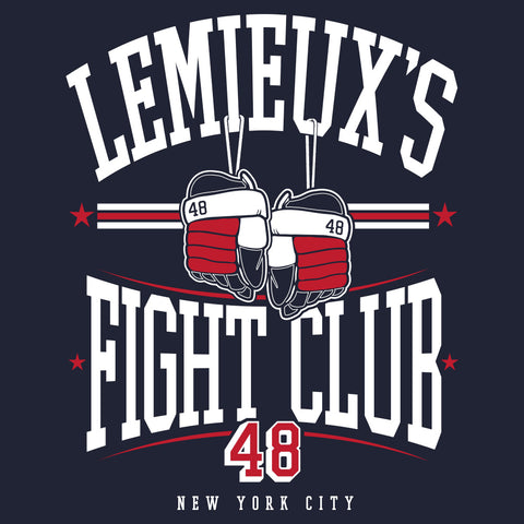 Lemieux Fight Club | Men's Tee
