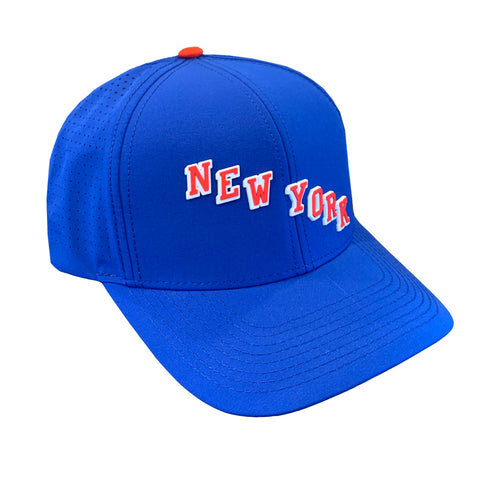 New York - Tech Snapback Cap