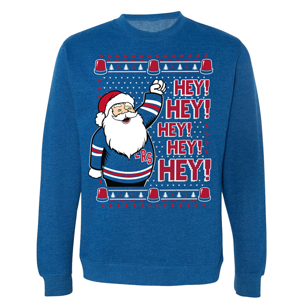 "Santa ""Hey Hey Hey"" 