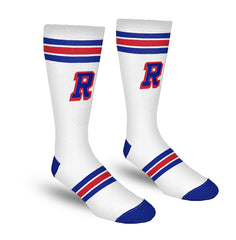 """R"" Elite-Knit Crew Sock 