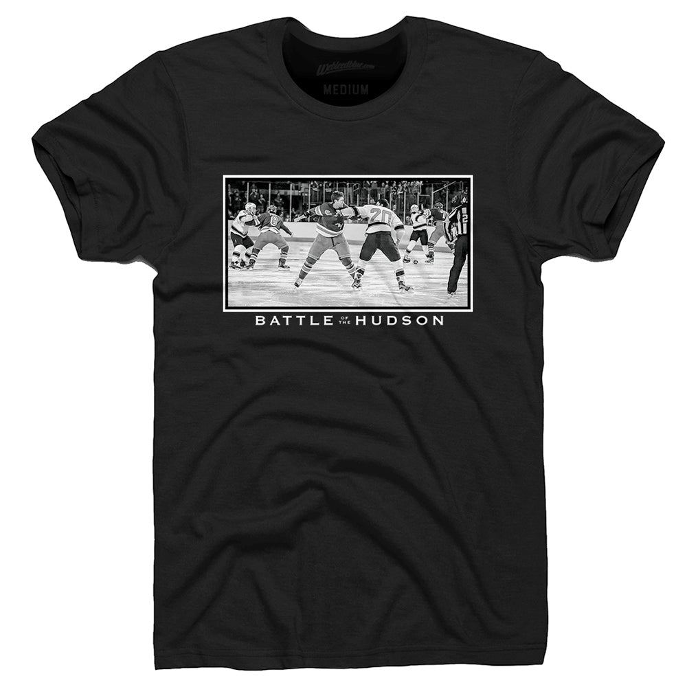 Battle of the Hudson | Men's Tee