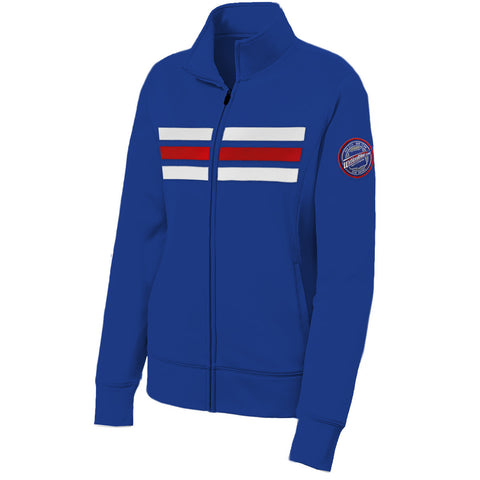 Spring of '94 - Road Blue Track Jacket - Women's
