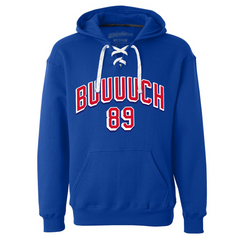 Buuuuch | Hockey Laced Hoodie
